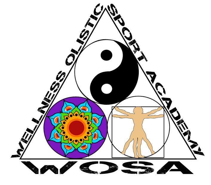 Logo wosa wellness olistic sport academy Seminara Giorgio